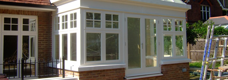<strong>Extensions</strong><br />An extension will increase living space and add value to your property. We are dedicated to help you design and build the ideal extension of your home.