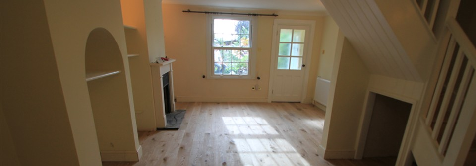 <strong>Renovations</strong><br />From a period property to a modern home, a renovation can be as little as a new door or as extensive as a complete refurbishment.